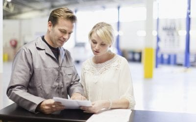 What Goes Into an Auto Body Repair Estimate?